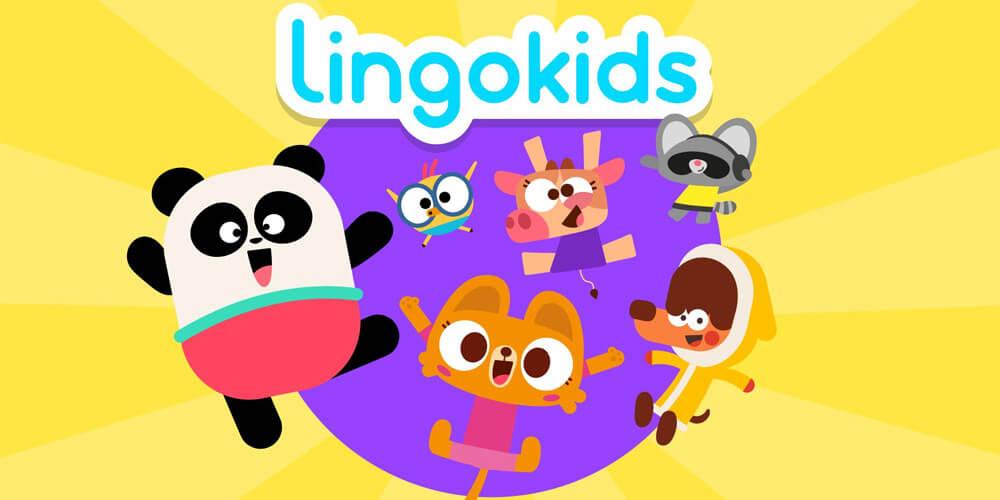 App per imparare inglese lingokids