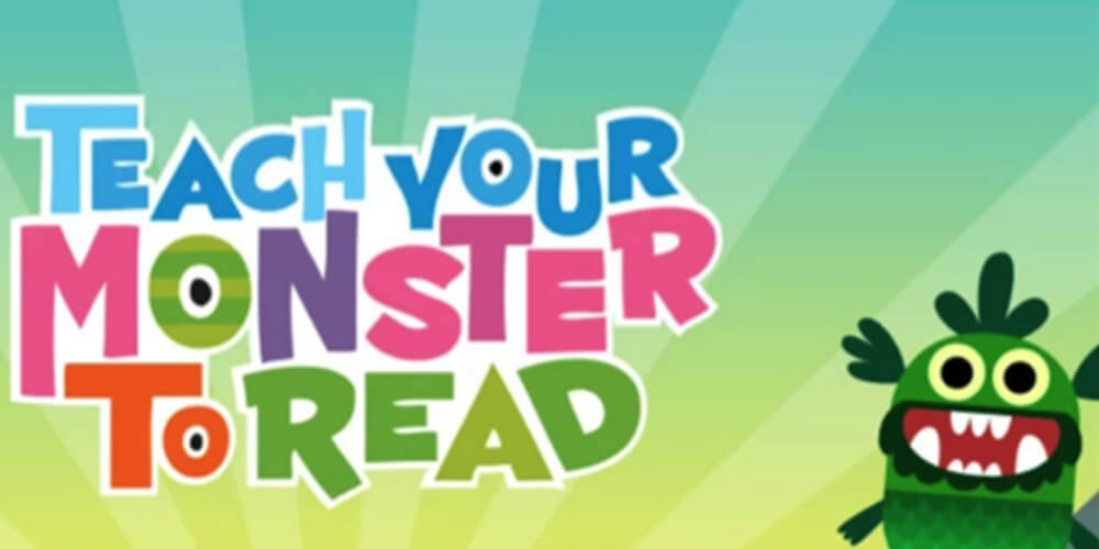App per imparare inglese teach your monsters to read