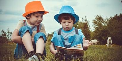 Lesen ist uncool? 4 Bücher, die besonders Jungs Spaß machen