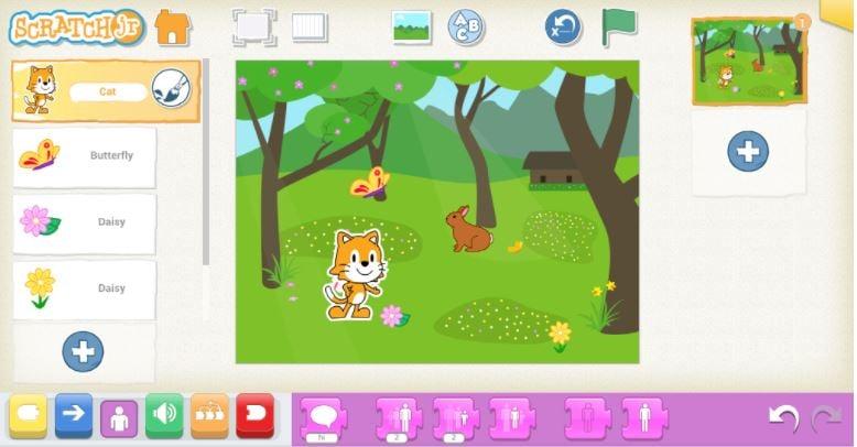 scratch-junior-coding-app