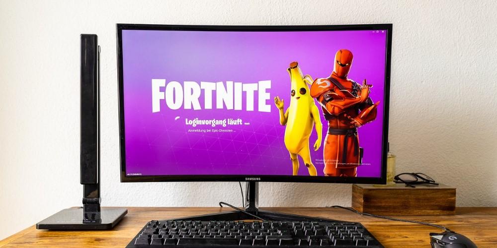 Fortnite sur ordinateur