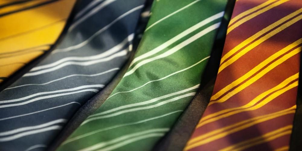 Cravatte uniforme scolaire