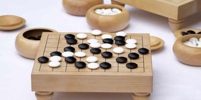 Le jeu de Go : développez votre esprit logique