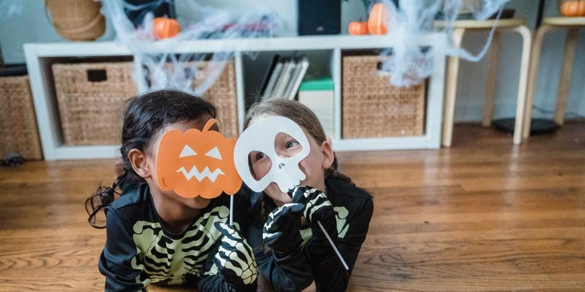 Halloween masques