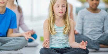 I migliori esercizi di mindfulness per bambini