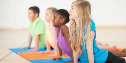 Yoga per bambini: tutto quello che c'è da sapere