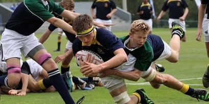 Quelles valeurs le rugby va apporter à votre enfant (interview) ?