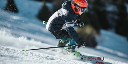 I migliori sport invernali per ragazzi