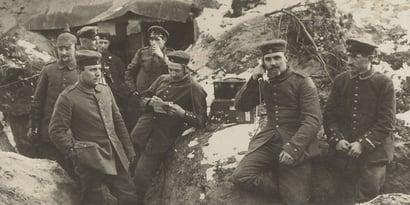 Perché è scoppiata la prima guerra mondiale?