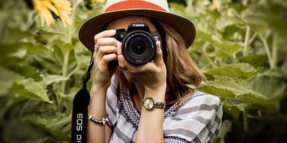 Corso di fotografia per principianti