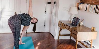 Corsi di yoga online: la top 5