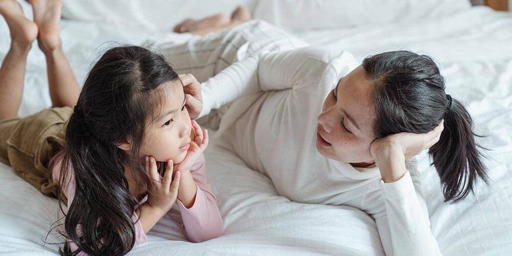 come far parlare i bambini